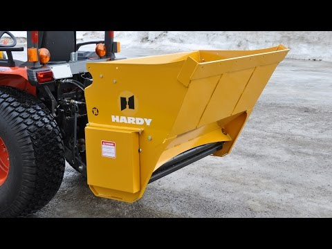 Hardy   Sand And Salt Spreader V 1 0 E
