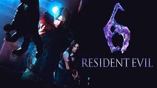 Кооперативчик с Пашей (Resident Evil 6)