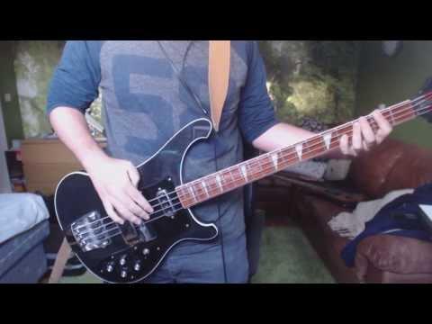 Rush - Cygnus X-1 Book II Hemispheres Prelude Bass Cover