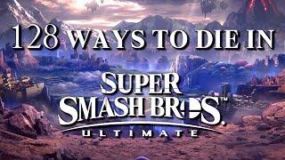 128 Ways to Die in Super Smash Bros. Ultimate