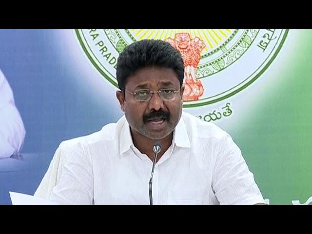 Minister Adimulapu Suresh on Intermediate Exams