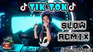 DJ TIK TOK VIRAL 2019   2020   SLOW BASS ENAK RELAXTIME