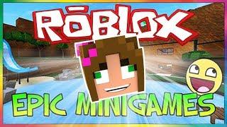 Mini Giochi, GRANDI FAIL! | Epic Minigames (ROBLOX)