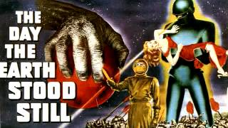 THE DAY THE EARTH STOOD STILL - Outer Space - musiche di Bernard Herrmann