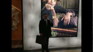 Luxury Retailers of Bangkok - Louis Vuitton Boutique at The Emporium