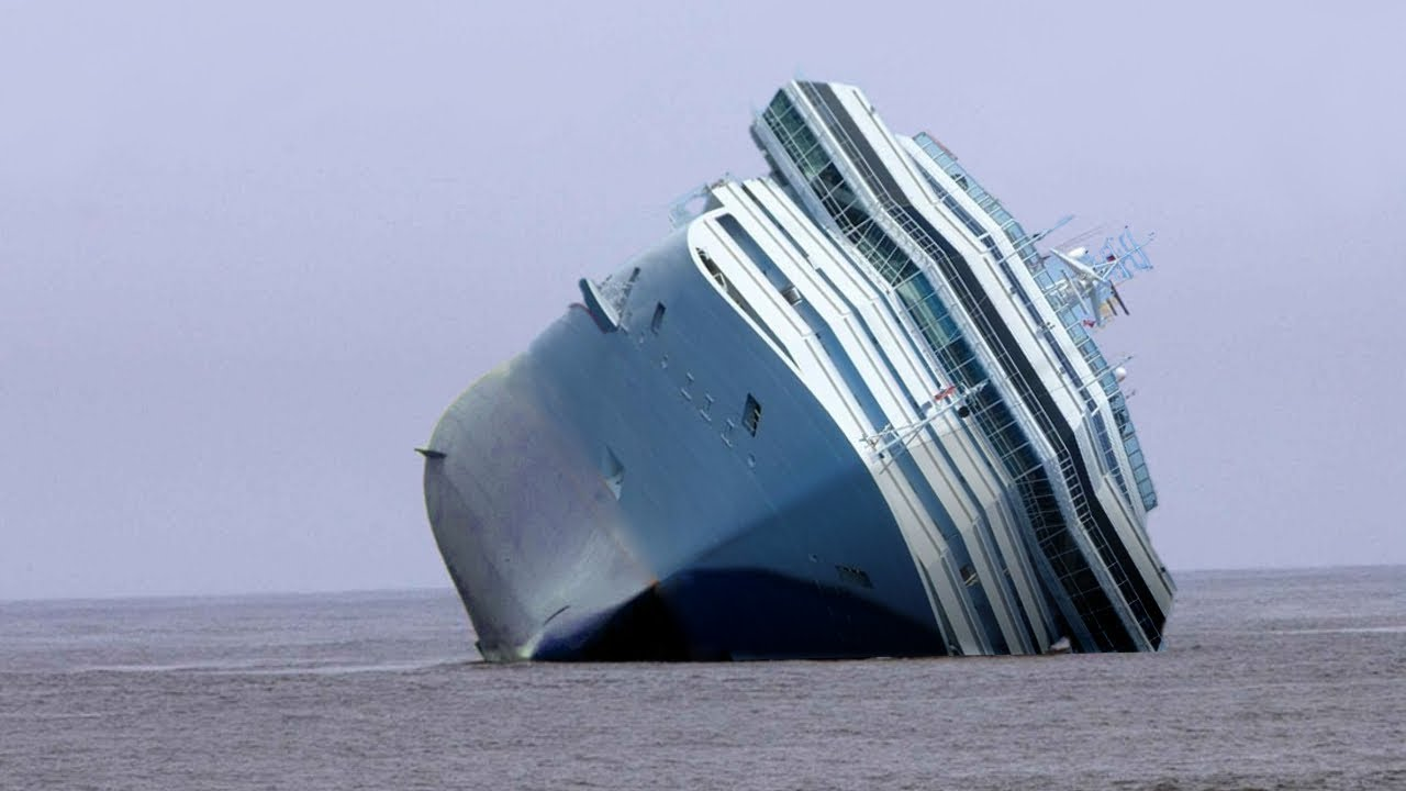 WORST Cruise Ship Incidents YouTube - Cruise ship images