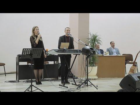 Alin si Emima Timofte - LIVE 2018 - Harul ce curge din Golgota&Eu de Tine am nevoie