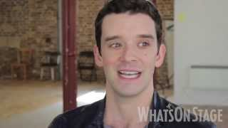 Michael Urie on West End and Broadway ticket prices