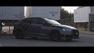CAR PORN | Audi S3 2.0TFSI 8V quattro 480PS | Allemann Performance