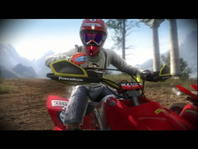 PURE (PS3) GAMEPLAY