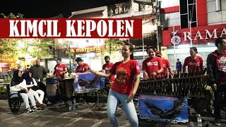 TARIK MANG !!! KIMCIL KEPOLEN | ANGKLUNG RAJAWALI MALIOBORO YOGYAKARTA
