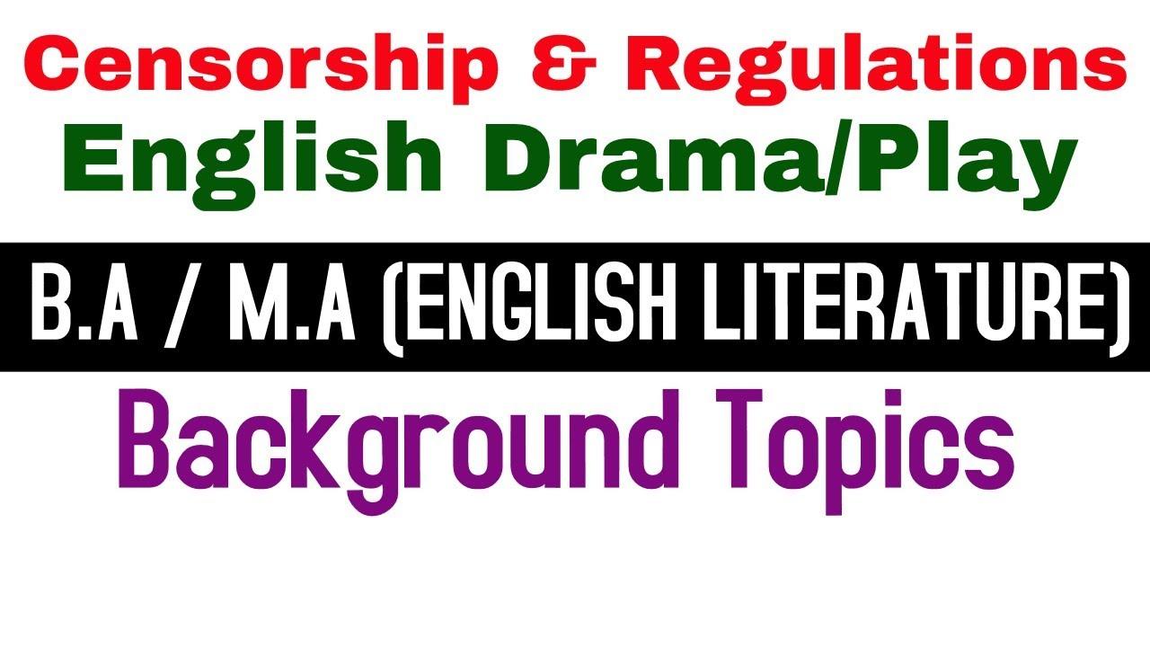 Dissertation questions english literature