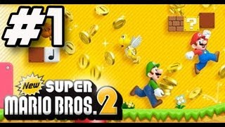 New Super Mario Bros 2: Let