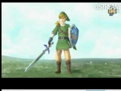 The Legend of Zelda: Skyward Sword - Official Trailer