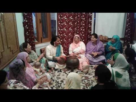 KASHMIRI WEDDING SONGS