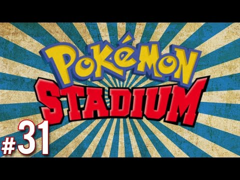 Pokemon Stadium - Gym Leader Castle: Rival | PART 31 | ScykohPlays