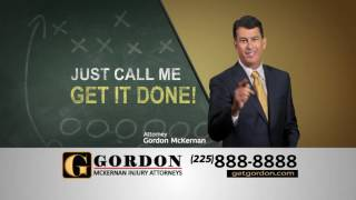 Car Wreck - I'll Fight the Insurance Companies | Gordon McKernan Injury Attorneys