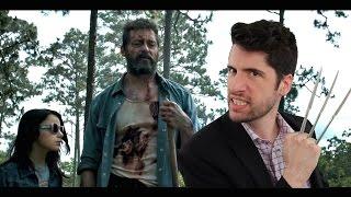 logan trailer review
