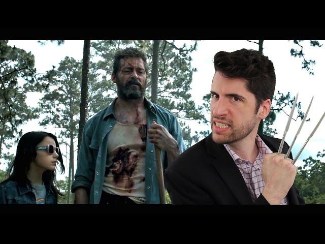 Logan Movie Trailer Review