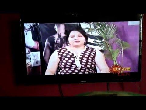 Episode 3 - Sumi Tattoo Trainer Artist Udaya TV siri  Creativ inks Tattoo Studio Academy Bangalore