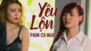 Phim Ca Nhạc Yêu Lộn - Lâm Quỳnh Châu, Linh Miu