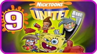 Nicktoons Unite Walkthrough Part 9 (PS2, Gamecube) Fairy World