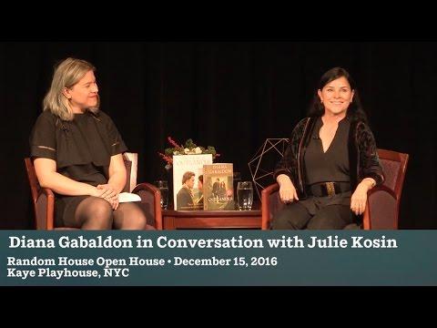 Diana Gabaldon in Conversation with Julie Kosin | Random House Open House