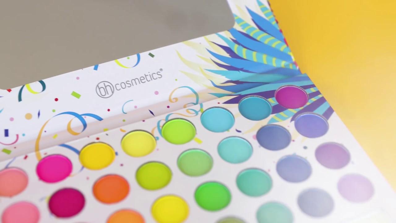take me back to brazil 35 color pressed pigment palette youtube. Black Bedroom Furniture Sets. Home Design Ideas