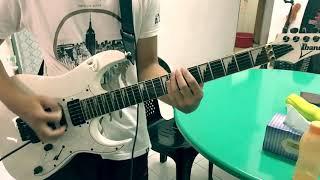 Tiba saatnya ~sidney mohede guitar cover