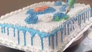 Decoracion sencilla baby showers