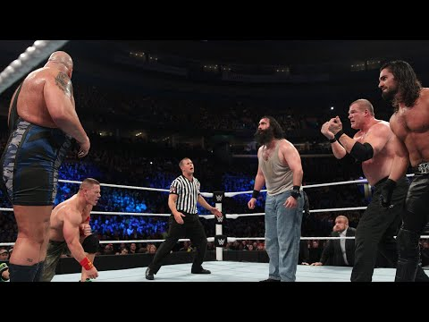 Big Show delivers a KO Punch to John Cena: Survivor Series 2014