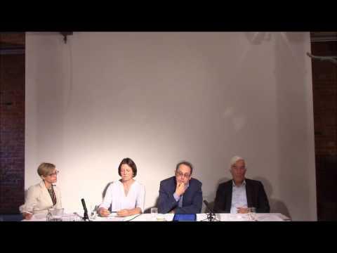 """Thinking Beyond Crisis"" Roger Berkowitz: Arendt on Refugees/Arendt as Refugee"