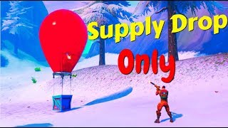 Fortnite but its Supply Drop Only