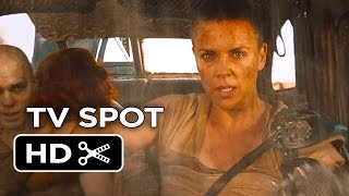 Mad Max: Fury Road TV SPOT - Now Playing (2014) - Charlize Theron, Nicholas Hoult Movie HD