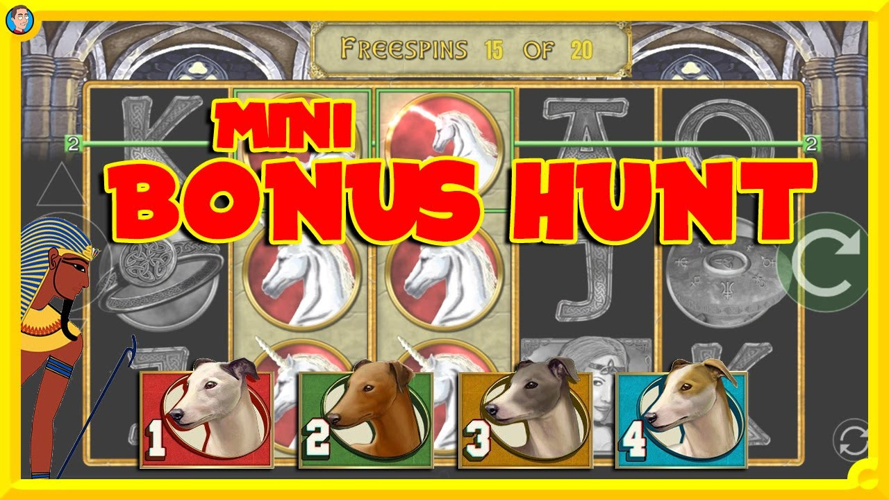 MINI Bonus Hunt: Magic Mirror 2, Wildhound Derby & More..