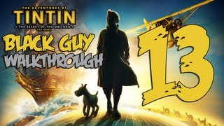 The Adventures of TinTin Secret Of The Unicorn Walkthrough GAME ENDING (Lets Play/Playthrough)