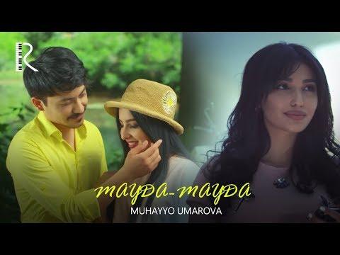 Muhayyo Umarova - Mayda-mayda | Мухайё Умарова - Майда-майда #UydaQoling