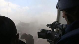 أخبار حصرية - داعش إستخدم غازاً ساماً في باب الطوب غربي #الموصل