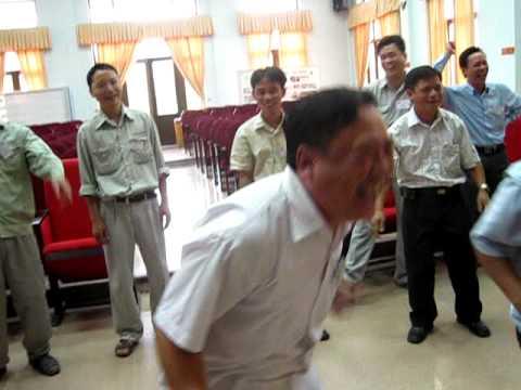 Yoga Cười - Nụ Cười lãnh đạo - Lê Anh Sơn (Sơn Không Hói)