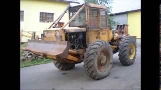 Luboš Lakatoš - Oprava slovenského traktoru LKT-81 Turbo