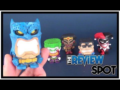 Collectible Spot | Cryptozoic Entertainment DC Teekeez Set of 5!