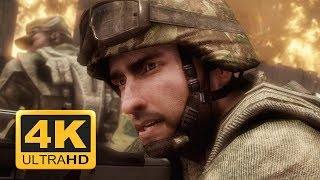 Battlefield: Bad Company 2 - Full Campaign Walkthrough [4K/60FPS]