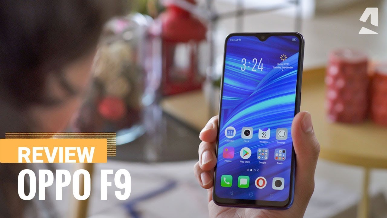 Oppo F9 (F9 Pro) pictures, official photos