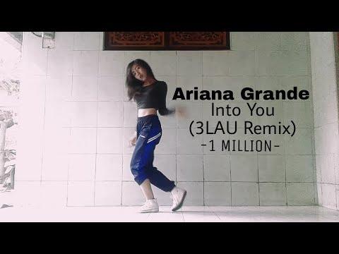 (Dance Cover) Ariana Grande - Into You (3LAU Remix) - Rina Okawa