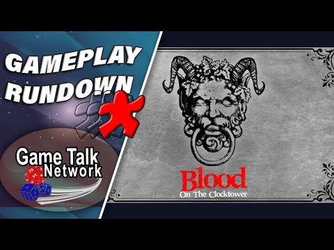 Blood on the Clocktower | 9-Player Beginners' Game