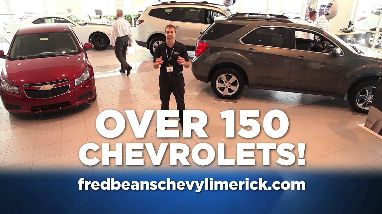 Fred Beans Chevrolet >> Fred Beans Chevrolet Off The Wall