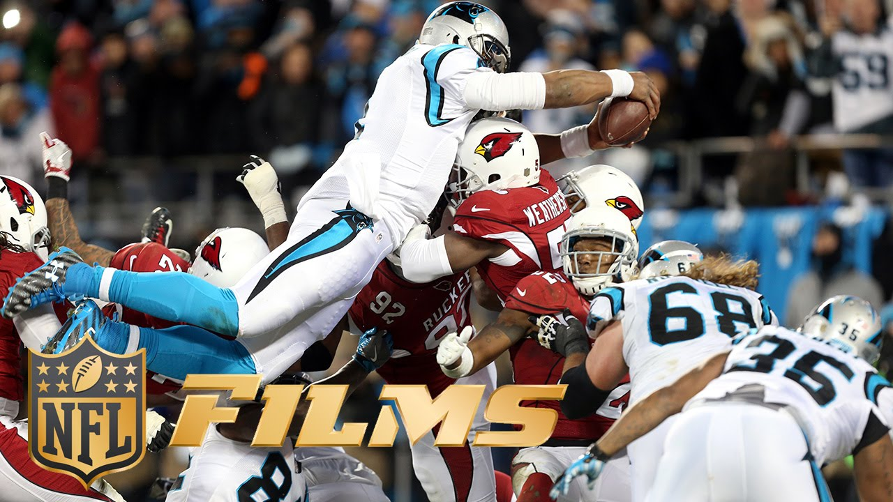 Cardinals vs. Panthers Mic'd Up Part 1 (NFC Championship) | NFL Sound FX