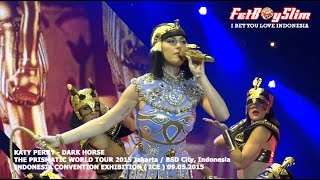KATY PERRY - DARK HORSE live in BSD CITY, Jakarta Indonesia 2015