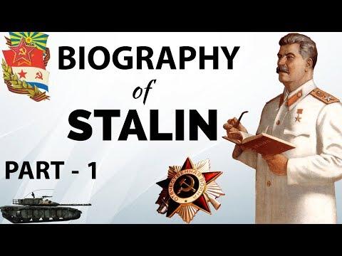 The Biography of Stalin and USSR - सोवियत संघ के प्रणेता स्टालिन की आत्मकथा - Part 1