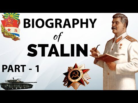 The Biography of Stalin and USSR